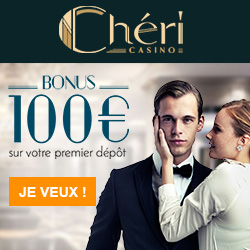 bonus chéri casino