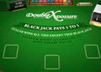 Double exposure blackjack