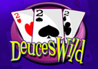 Deuces Wild betsoft gaming
