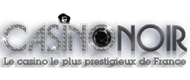 logo casino noir