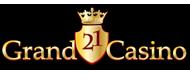 logo 21grandcasino