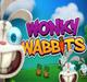 machine a sous wonky wabbits