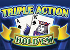 Triple action hold'em