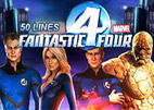 Fantastic Four 50 lines