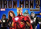 iron man 50 lines