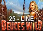 25 Line Deuces Wild
