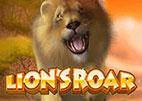 machine a sous lion's roar