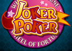 Joker Poker Wheel bonus