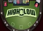 High Low poker