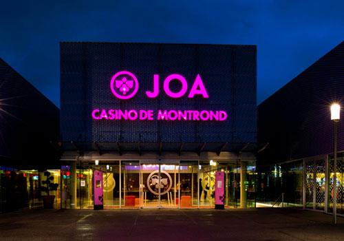 Casino JOA de Montrond-les-Bains
