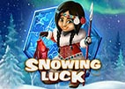 snowing-luck